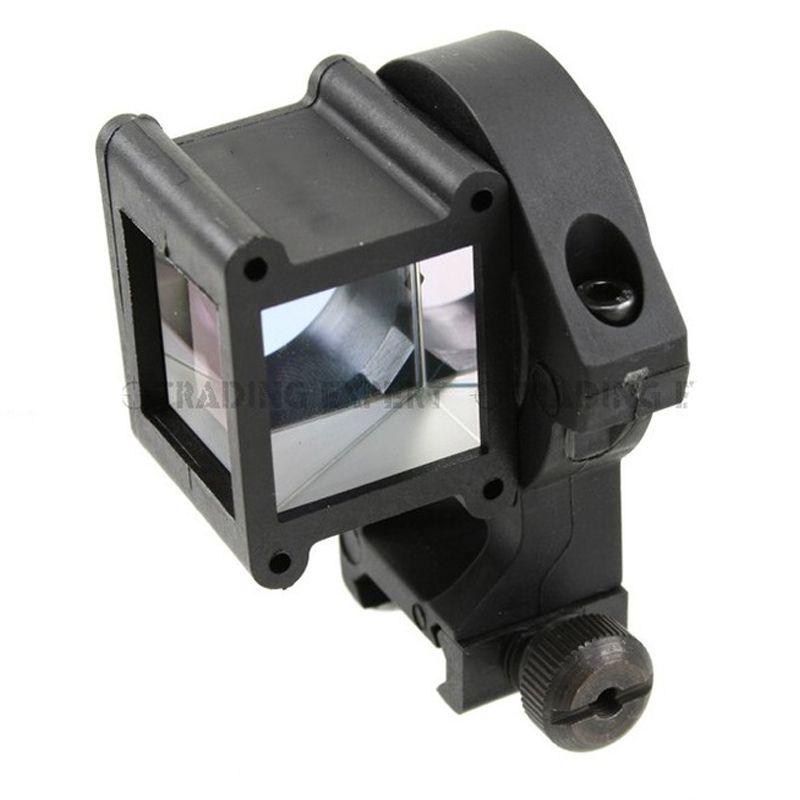 Angle tactique de vue 360 rotation pour point rouge vue noir TAN