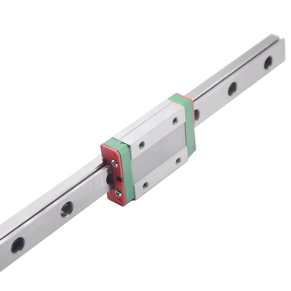 3D pièces d'impression CNC Kossel Mini MGN9 9mm miniature rail linéaire diapositive 1 pièces 9mm L-300mm rail + 1 pièces MGN9H transport