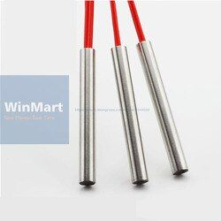 Free Shopping   10 *120mm-10*300mm AC 220V  250W -450W Electric Heating Element Cartridge Heater