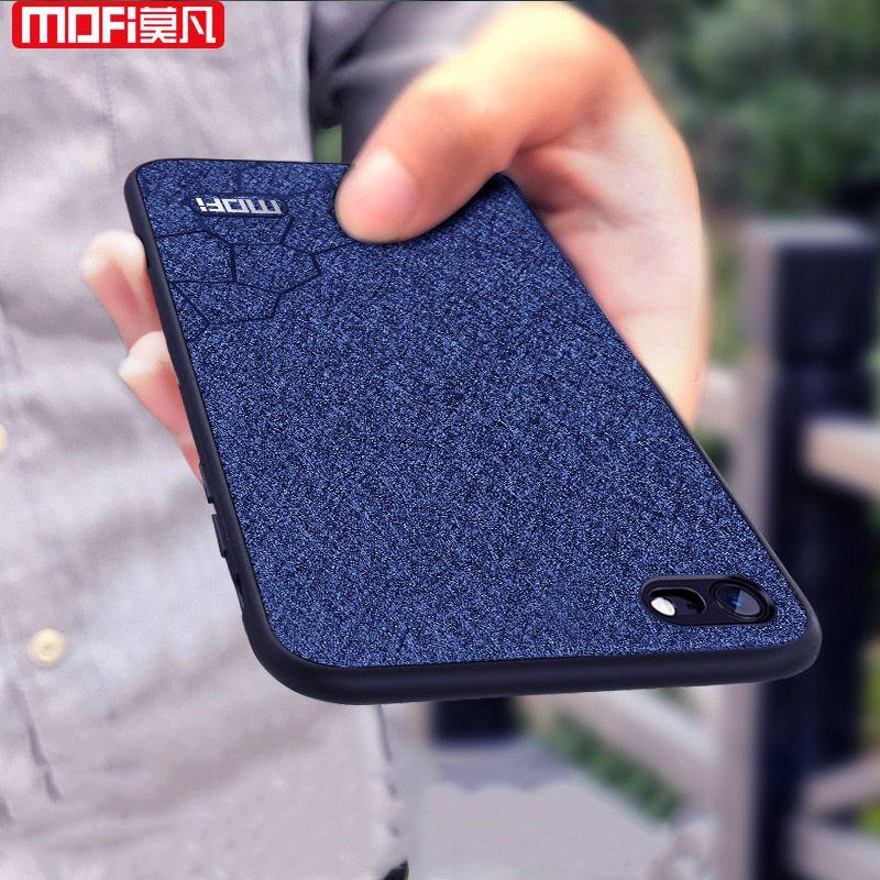 Mofi Pour l'iphone 6 s cas Pour iphone 6 plus le cas en cuir de luxe de silicium de couverture arrière d'origine pour iphone 6 6 s plus cas glitter