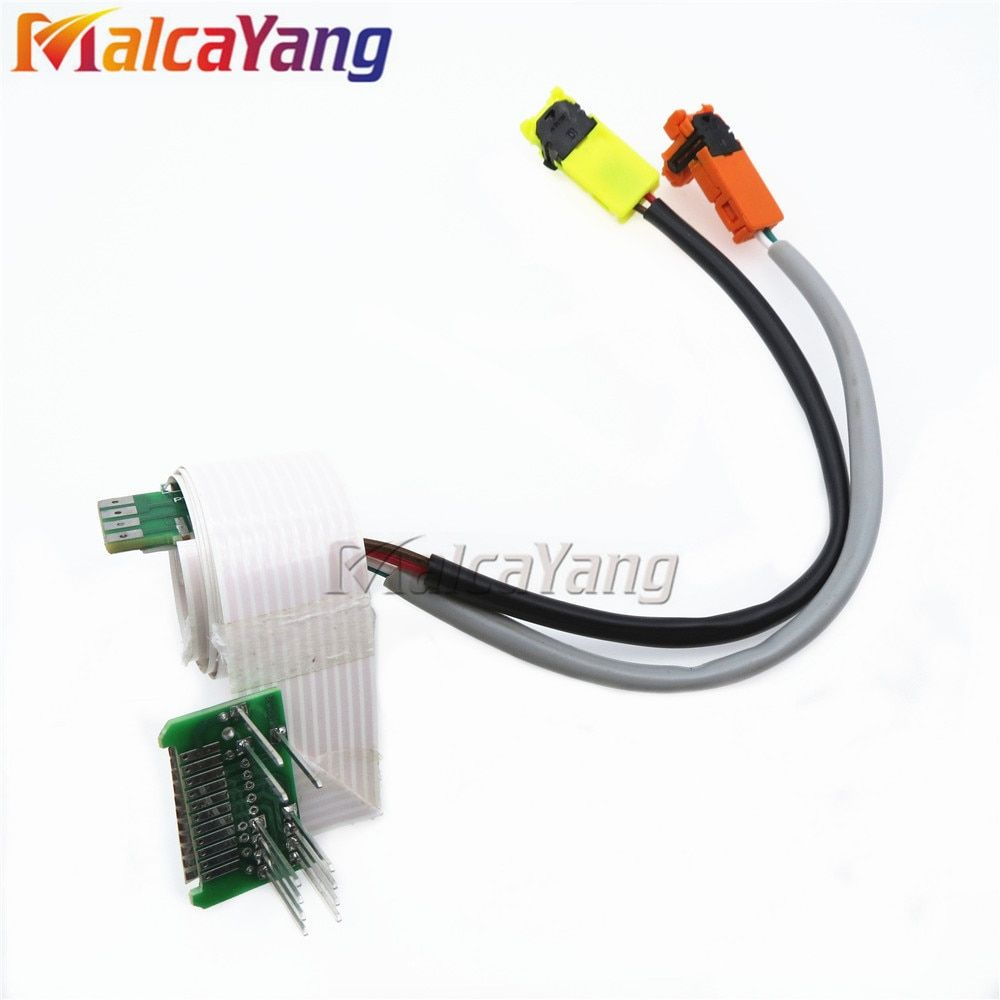 Spiral Cable Sub-Assy Replacement Wire 25560-9GA5A 25560-ZQ10A 25560-ZQ15A For Nissan 370Z 2009