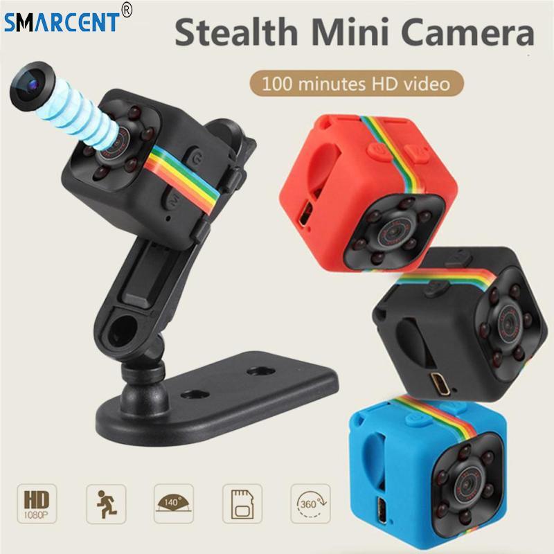 SQ11 SQ13 SQ23Micro Caméra HD 1080 p DV Mini 12MP Sport Caméra De Voiture DVR de Vision Nocturne Vidéo Enregistreur Vocal Mini action Cam