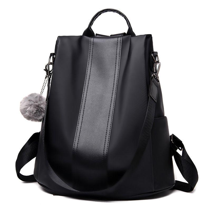 New Fashion Waterproof Casual Women Backpack Purse Anti-theft Rucksack Mochila Feminina School Shoulder Bag for Teenagers Girls