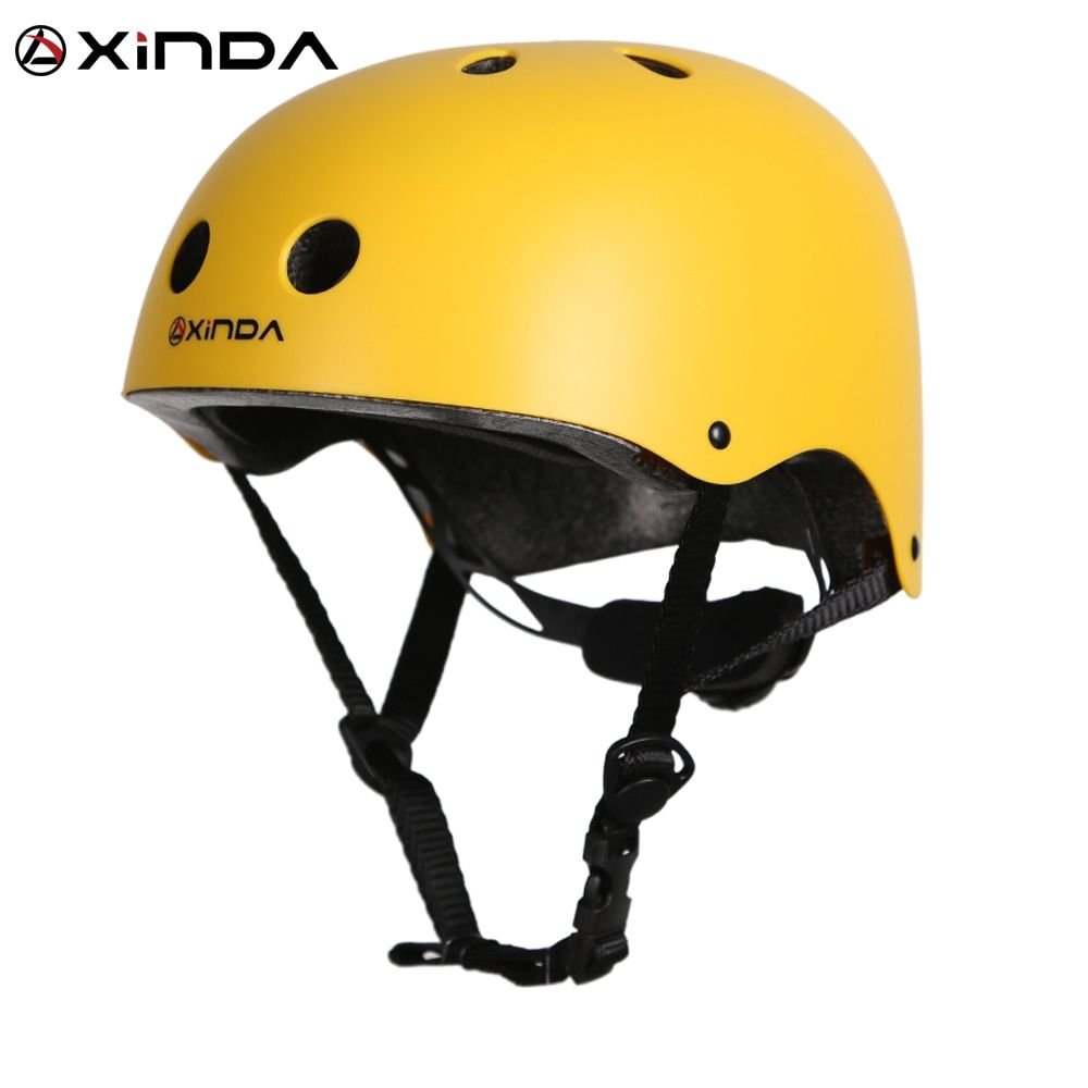Xinda Professional Mountaineer Rock Climbing Safety Protect <font><b>Helmet</b></font> Outdoor Camping & Hiking Riding Drift <font><b>Helmet</b></font>