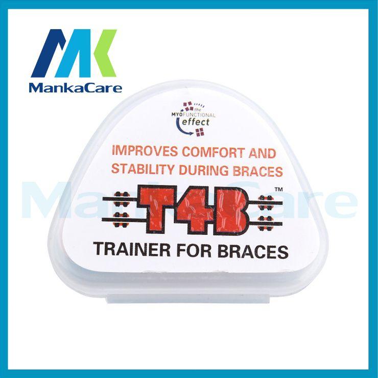 1 pc appareil de santé dentaire T4B dents formateur bretelles Correction des dents Buck dents vous garder beau correcteur de haute qualité