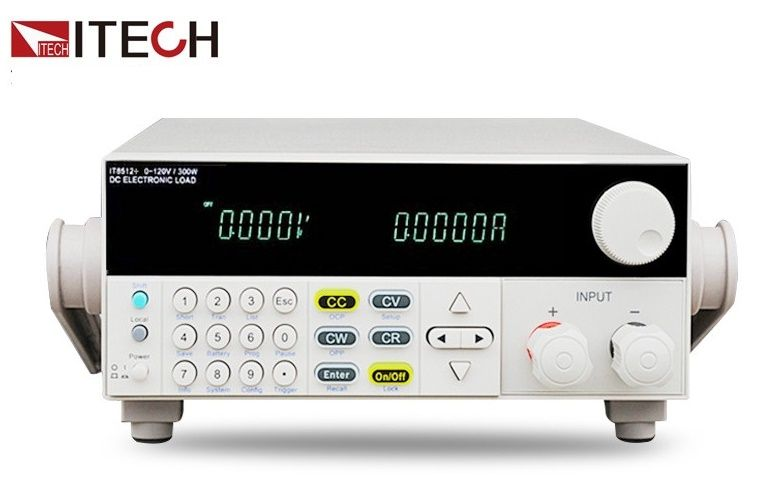 FREE SHIPPING ITECH IT8512A+ DC electronic load one way Programmable 150V/30A/300W