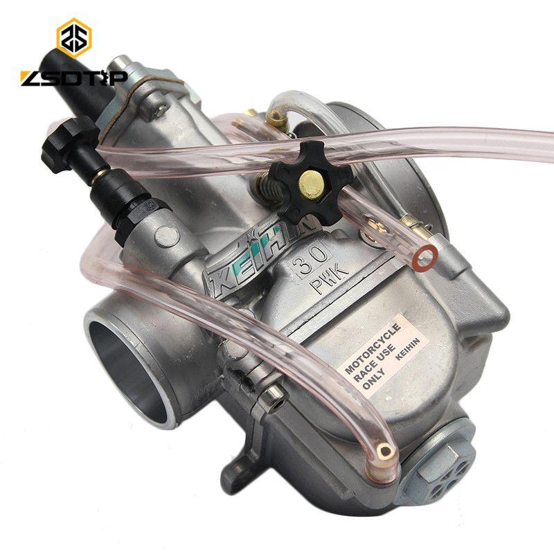 ZSDTRP Free shipping keihin carburetor Carburador 28 30 32 34 mm with power jet case for honda yamaha racing motor