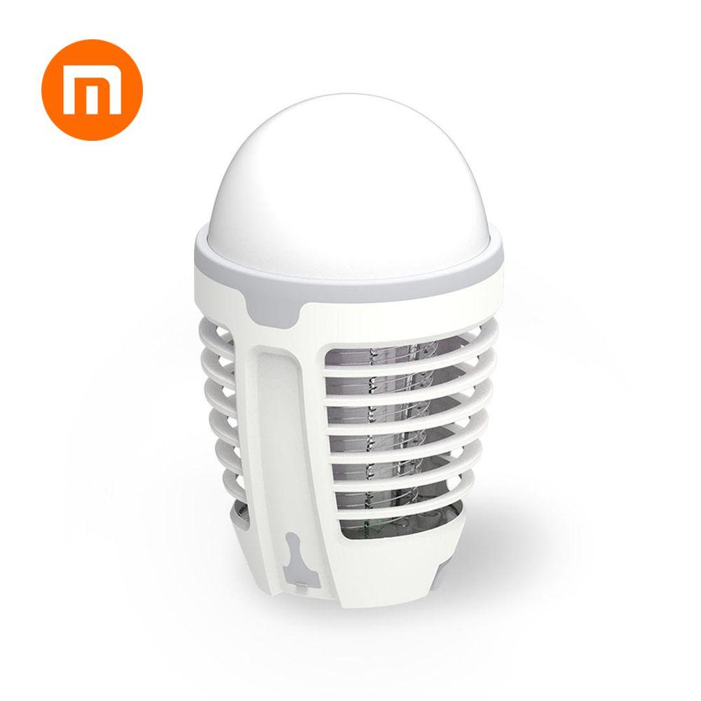 Xiaomi Moskito Dispeller 5W LED USB Lampe Glühbirne Elektrische Bug Insekt Zapper Pest Falle Licht