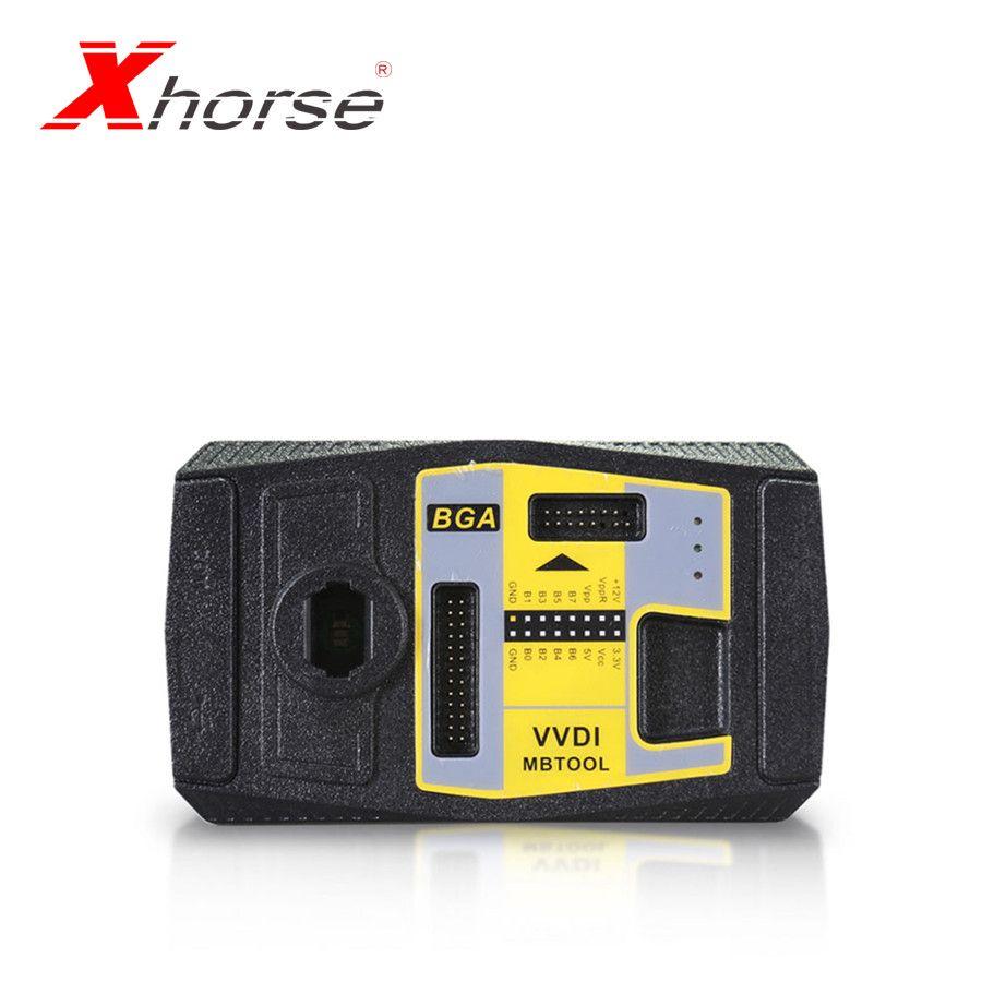 Xhorse VVDI MB BGA Werkzeug Für Benz Schlüssel Programmierer mit BGA Rechner Funktion BGA Werkzeug V4.1.0 für Kunden Gekauft Condor cutter