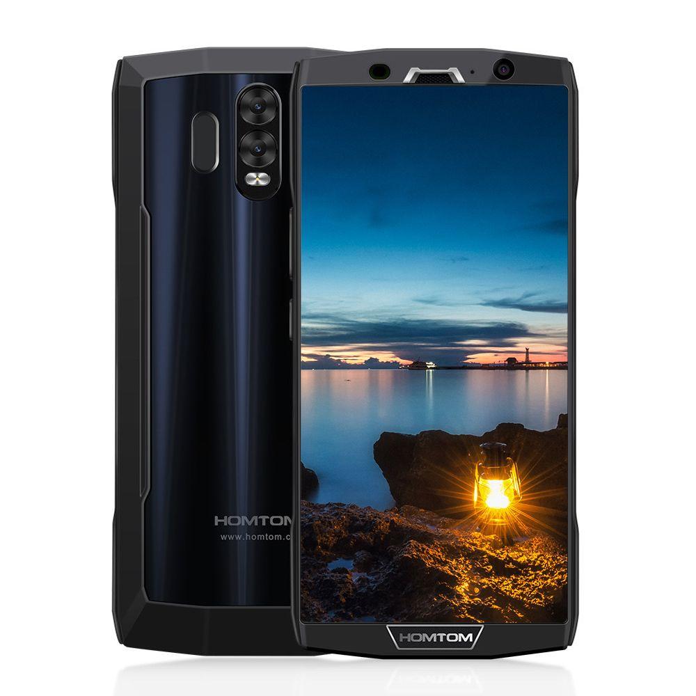 HOMTOM HT70 4g Phablet 6,0 zoll Android 7.0 MTK6750T Octa Core 1,5 ghz 4 gb RAM 64 gb ROM Dual hinten Kameras 10000 mah Batterie