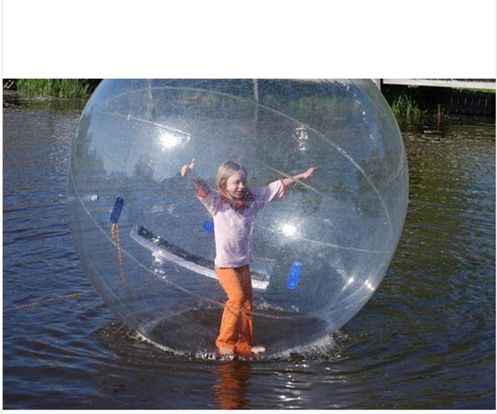 JIA INF Limited edition wasser gehende kugel wasserspielzeug tanzball transparent ball