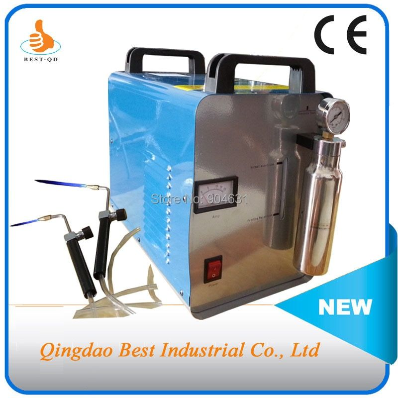 2018 Hot Sale Free Shipment Hydrogen HHO Car HHO Generator Machine BT-600DFP 600W supporting 2 flame torches meantime
