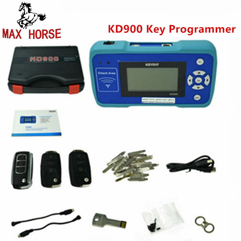 KD900 Auto Key Programmer KD 900 the Best Tool for Remote Control World One Button Smart Update Online by DHL