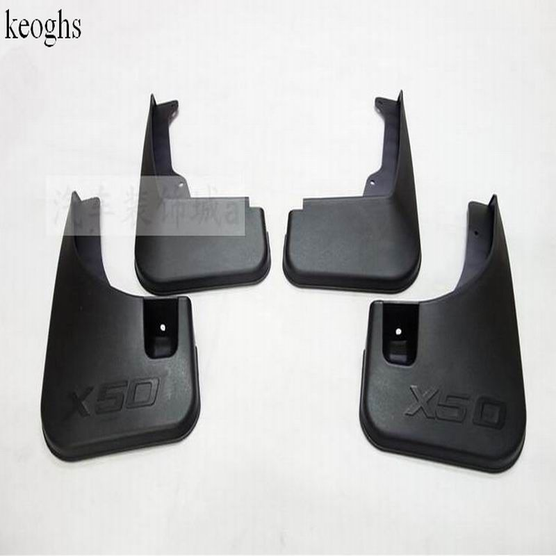 Mudguards for 2014 to 2016 years lifan x50 lifan 620 4PCS/SET FREE SHIPPING