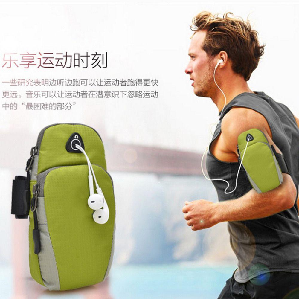 5,5 inch Sport Laufen Jogging Gym Arm Band Halter Tasche Für Mobiltelefone Taschen kostenloser versand