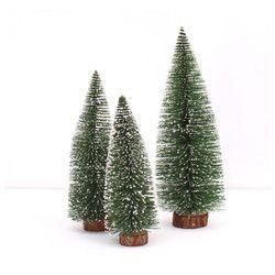 Pohon Natal Arbol De Navidad Tahun Baru Produk Mini Natal Pohon Adornos De Navidad untuk Casa Choina Sztuczna