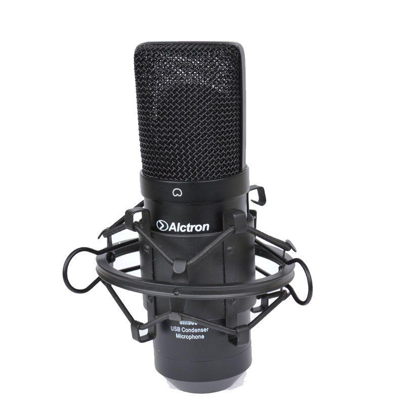 Alctron UM900 microphone d'enregistrement professionnel micro à condensateur USB Pro Microphone d'ordinateur de Studio