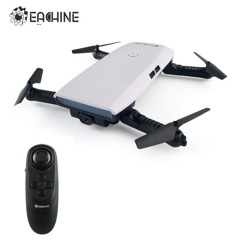 In Stock! Eachine E56 <font><b>720P</b></font> WIFI FPV Selfie Drone With Gravity Sensor APP Control Altitude Hold RC Quadcopter Toy RTF VS JJRC H47