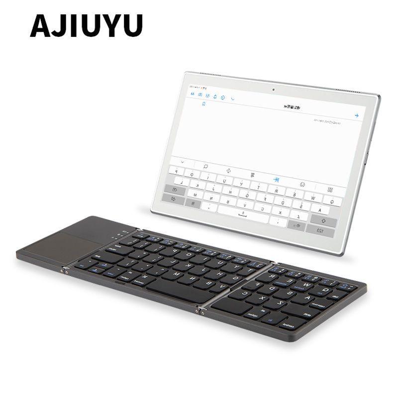 Three folded wireless Bluetooth Keyboard For Sony Xperia Tablet Z Z1 Z2 Z3 Z4 SGP341 SGP311 SGP312 sgp321 SGP711 Tablets PC Case