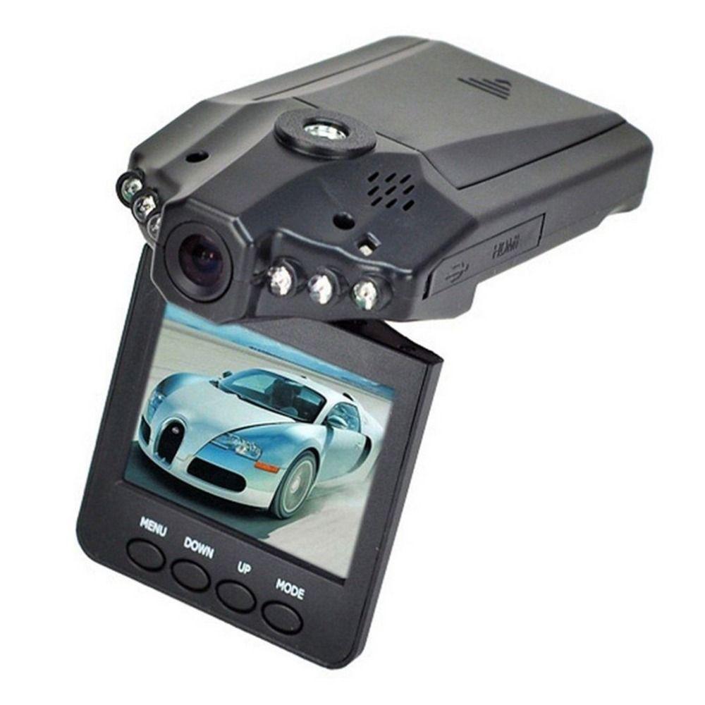 General 2.5 inch HD Car LED DVR Road Dash Video Camera Recorder Camcorder LCD Parking Recorder CMOS Senser High Speed Recording
