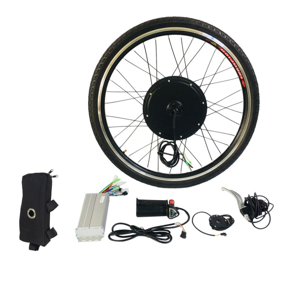 1000W Electric E Bike Conversion Kit 26