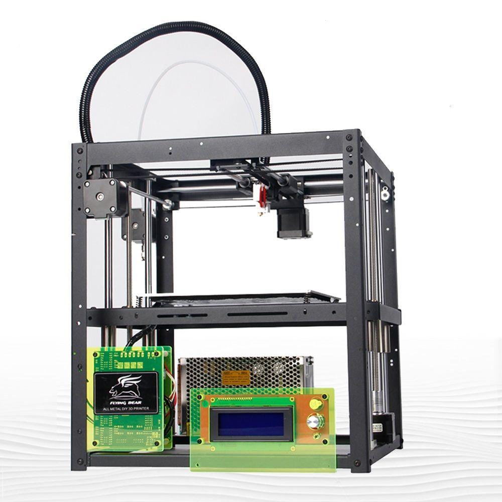 Activity Flyingbear-P905 Full metal High Quality Precision Makerbot Structure DIY3d Printer kit for sale