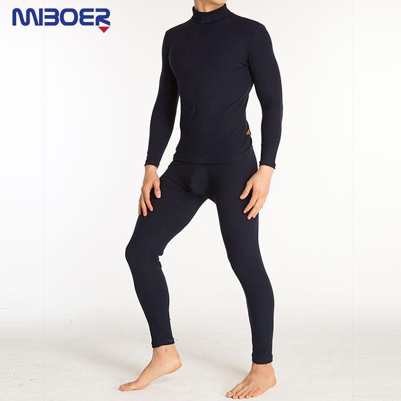 Комплекты термобелья супер стрейч Кальсоны для женщин хлопок Термальность костюм Для мужчин комфорт тонкий сексуальный Для мужчин S одежда...