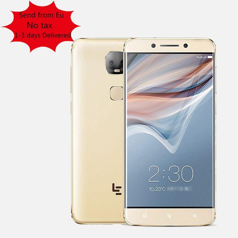 LeTV LeEco Le Pro 3 AI X650 4GB 64GB 5.5 Inch 4G LTE Smartphone Helio X27 Deca Core 2.6GHz Dual camera <font><b>13.0MP</b></font> phone