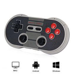 D'origine 8 8bitdo NES30 Pro Sans Fil Gamepad Bluetooth/USB Contrôleur Double Classique Joystick pour Android, Windows, Mac OSX, Commutateur