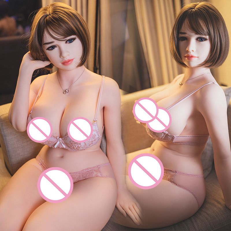 HDK 162cm white skin silicone sex dolls TPE big ass Sexual Dolls Realistic vagina big breast sex love doll for male real dolls