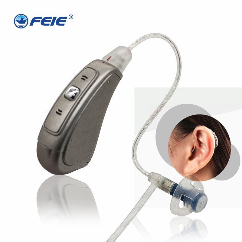 Medical Apparatus Deafness Hearing Amplifier RIC Tinnitus MY-20 Noise Reduction Digital Hearing Aid Latest Chinese Products