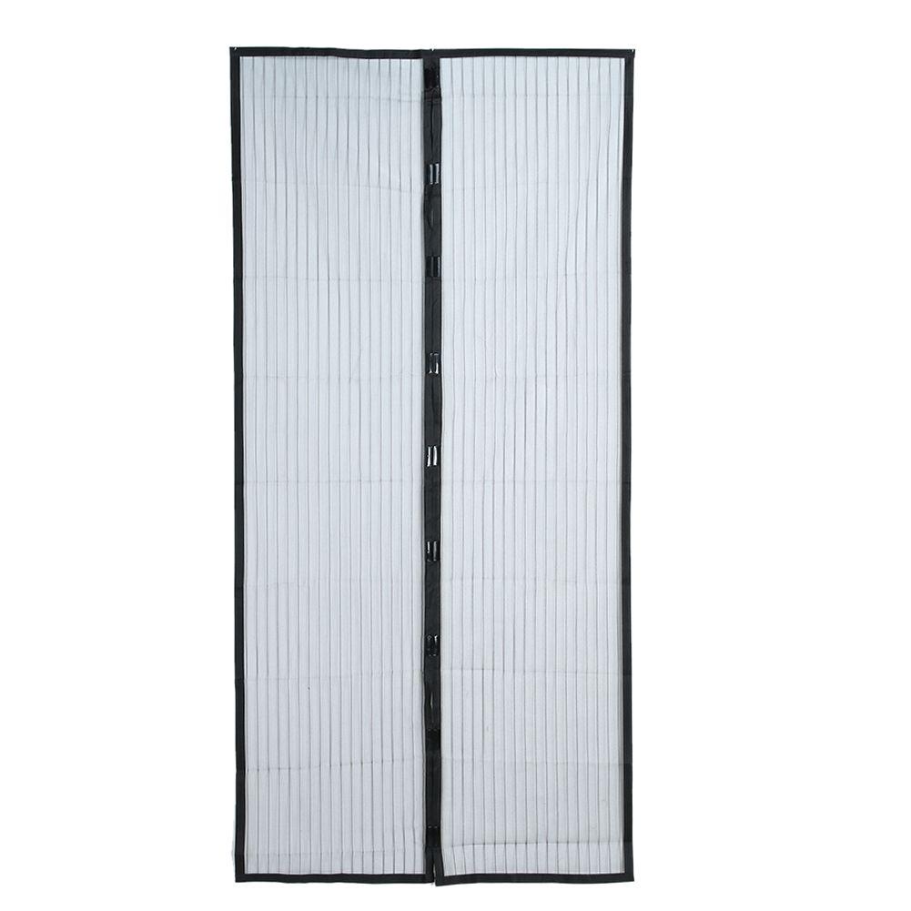 210X100 cm freisprecheinrichtung Magnetische Sommer Anti-Mücke Vorhänge Verschlüsselung Moskitonetz Auf die Tür Magneten bildschirm Torbehang