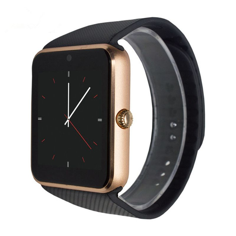 Gt08 телефон-часы Android smartwatches gt08 Часы Bluetooth Подключение Умная электроника с сим-карты сообщениях толчка как dz09 u8