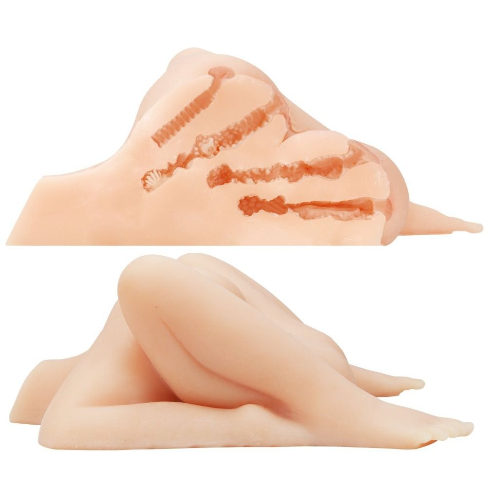 Double ass vagina,real silicone sex dolls male masturbator,fake ass sex toy,pussy big ass sex toys for men,real silicone vagina