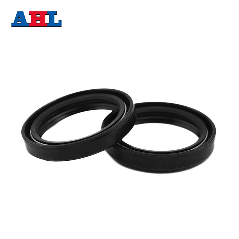 Motorcycle Parts Front Fork Damper Oil Seal For SUZUKI GS500E GSX550 GS1000 For Kawasaki ZZR250 Motorbike Shock Absorber