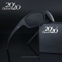 20/20 Optical Brand 2018 New Polarized Sunglasses Men Fashion Male Eyewear Sun Glasses Travel Oculos Gafas De Sol PL66