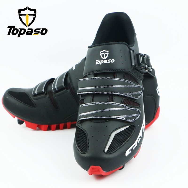 Topaso Brand MTB Bike Cycling Shoes Sneakers Men Sapatilha Ciclismo MTB Zapatillas Deportivas Ciclismo Hombre Chaussure Homme