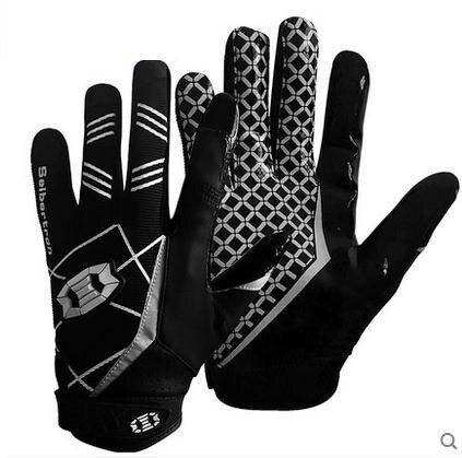 Free Shipping,new model classics Multifunctional gloves,American gloves,league,speed grip,silica gel goalkeeper