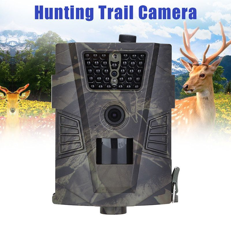 2018 New HT-001 Hunting Trail Camera 940nm Wild camera GPRS IP54 Night vision for animal photo traps hunting camera XNC