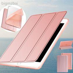 Pour iPad Mini 1 2 3 Cas Ultra Mince En Cuir PU + Silicone Souple retour Coque Auto Sommeil/Éveil pour Apple iPad Mini 3 2 1 tablet couverture