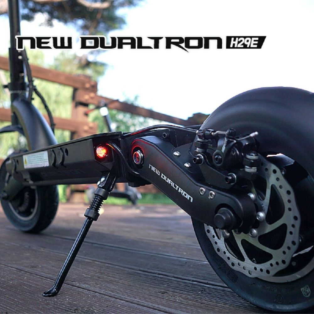 2018 New Dualtron Scooter Motor 60V18AH 1052Wh Most Powerful Electric Scooter H29e