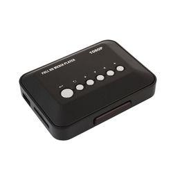 2017 High quality Mini Multi Videos Media Player Box HDMI 1080P Full HD USB AV MMC RMVB MP3 MKV