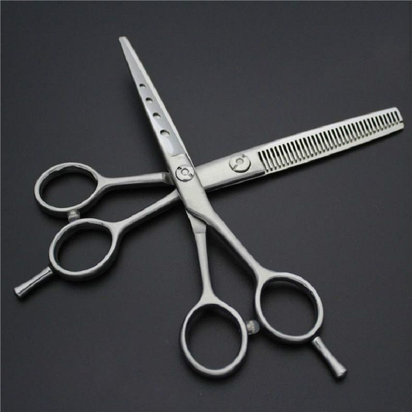 Freelander professionnel haute qualité 440C ciseaux à cheveux 4.5 & 5 & 5.5 & 6 pouces ciseaux de coupe de coiffure ciseaux de salon de coiffure