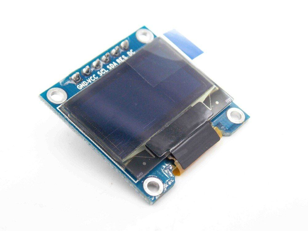 1PCS white color 128X64 1.3 inch OLED LCD LED Display Module 1.3