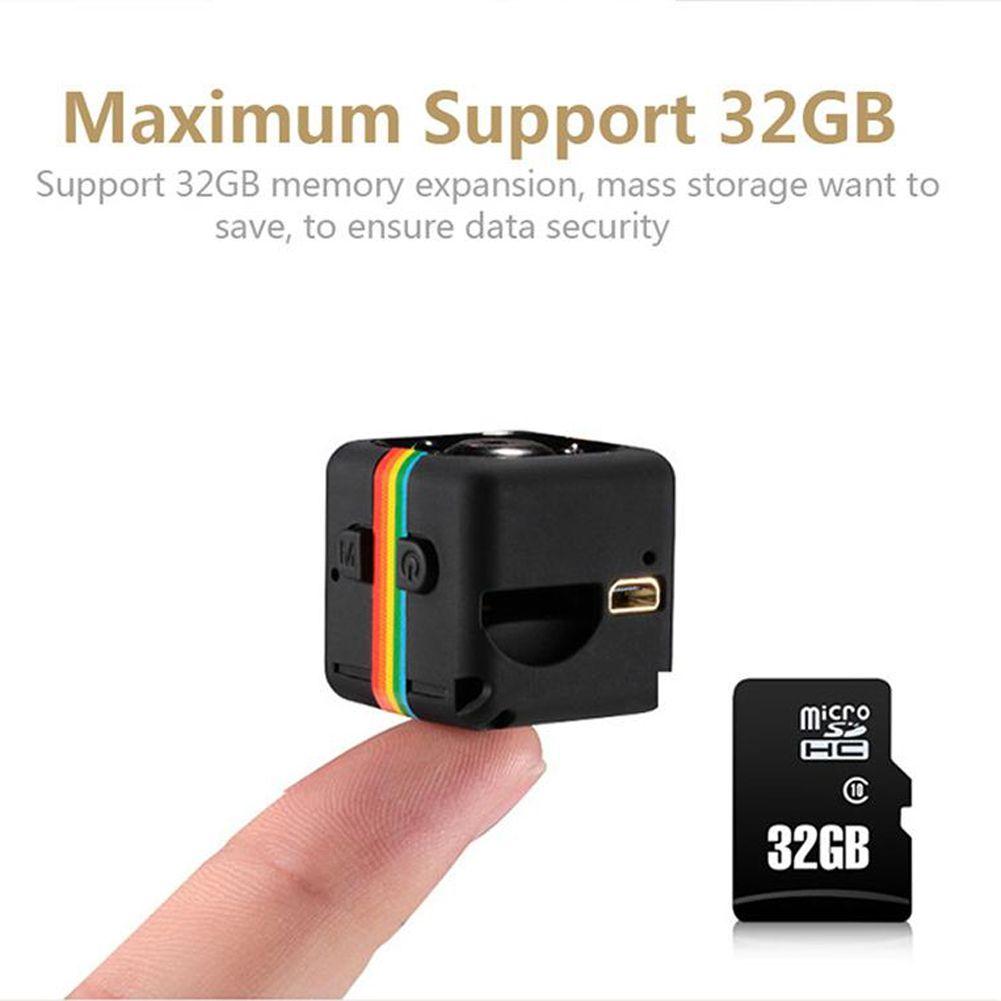Original Car DVR Mini Car Camera Full HD 1080P 140 Degree Night Vision G-Sensor Motion Detection Cycle Recording Camera <font><b>Recorder</b></font>