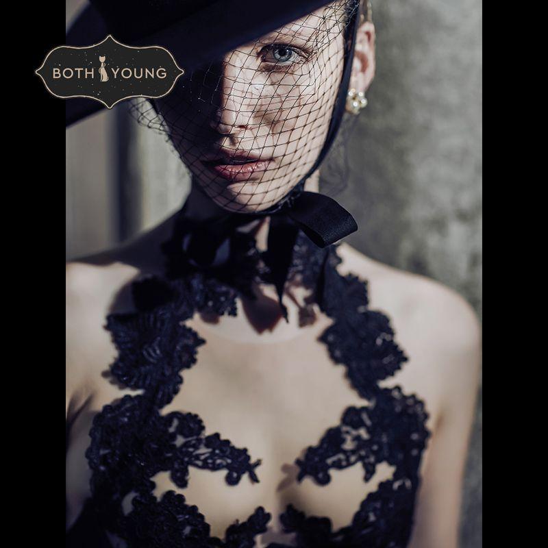 BOTHOYUNG 2019 Neue Sexy Dessous Set Für Frauen Spitze Bestickt Damen Bralette Unterwäsche Sexy Push Up Bh Set