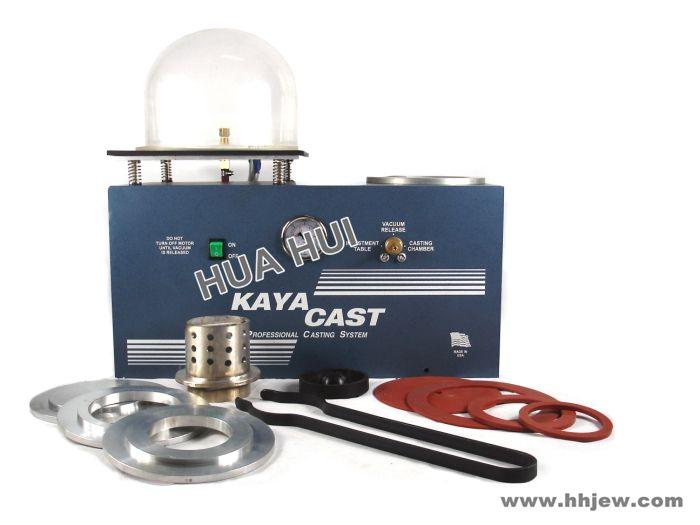 Free Shipping Jewelry Vacuum Casting Machine Vacuum Investing & Casting Machine, Jewelry Lost Wax Cast Combination