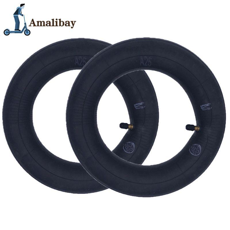 Le plus nouveau a amélioré les pneus pneumatiques de chambres à air de 2 pièces pour le Scooter électrique d'oiseau de Xiaomi Mijia M365 8 1/2x2 pneu épais Durable de roue