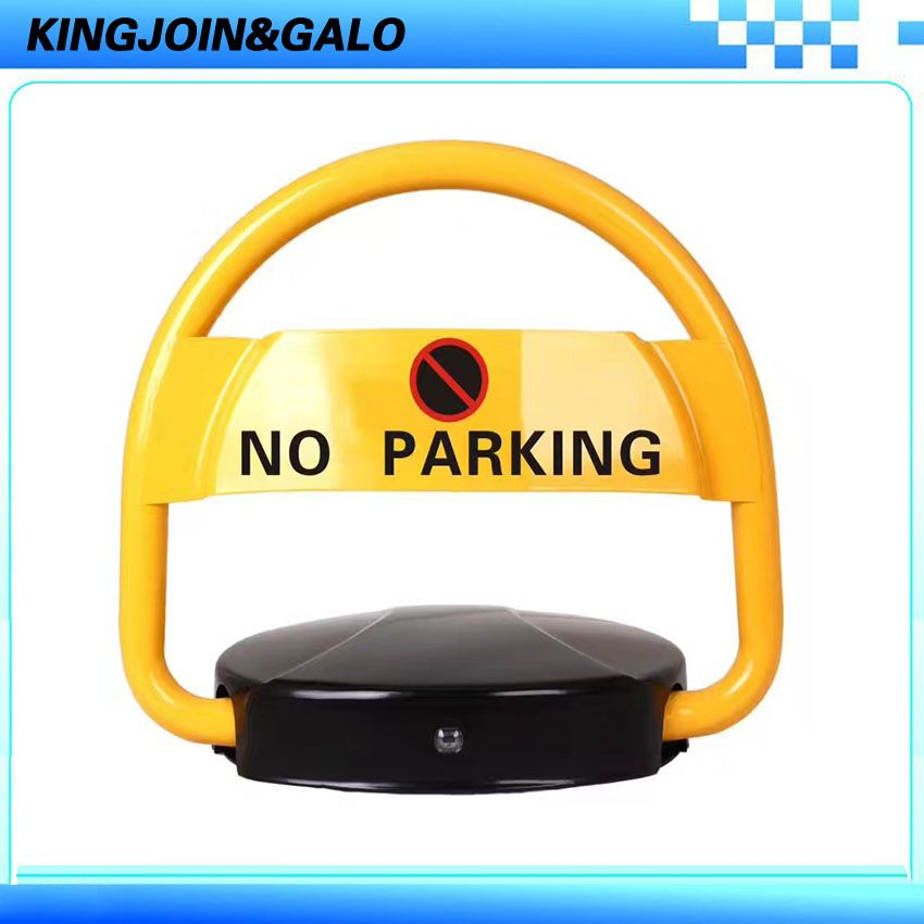 remote control parking space barrier with 4 pcs remote control