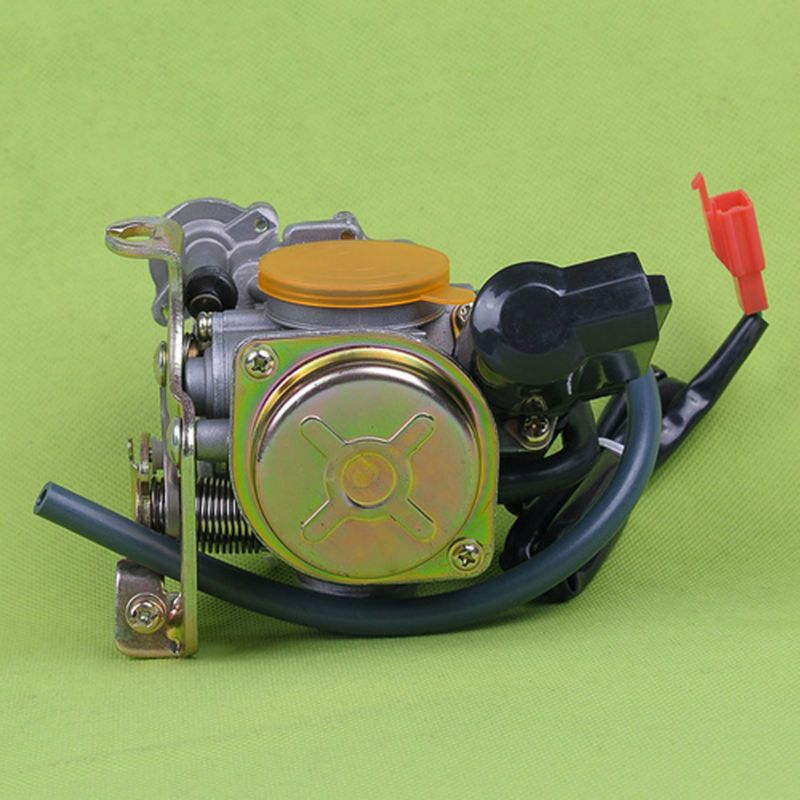 New Arrival Carburetor Carb Fit GY6 50cc 139QMB & 1P39QMB 50cc 4 Stroke ATV Based Chinese Scooter Moped Scooter